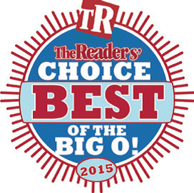 Two Time Winner: The Readers' Choice Best of the Big O! | Insurance Agency Omaha