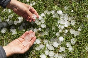 hail damage and homeowners insurance