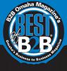 Chastain Otis Insurance Agency Omaha, NE is the 10-Time Winner of best B2B!